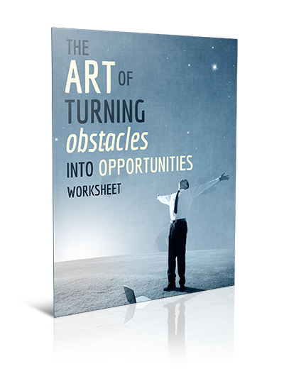 The Art of Turning Obstacles-Into-Opportunities-Worksheet-3