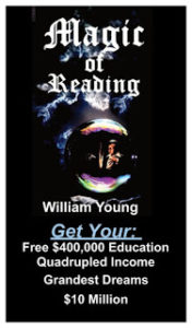 achieve goals with book reading